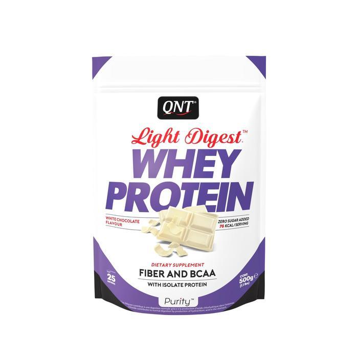 QNT Light Digest Whey White Chocolat