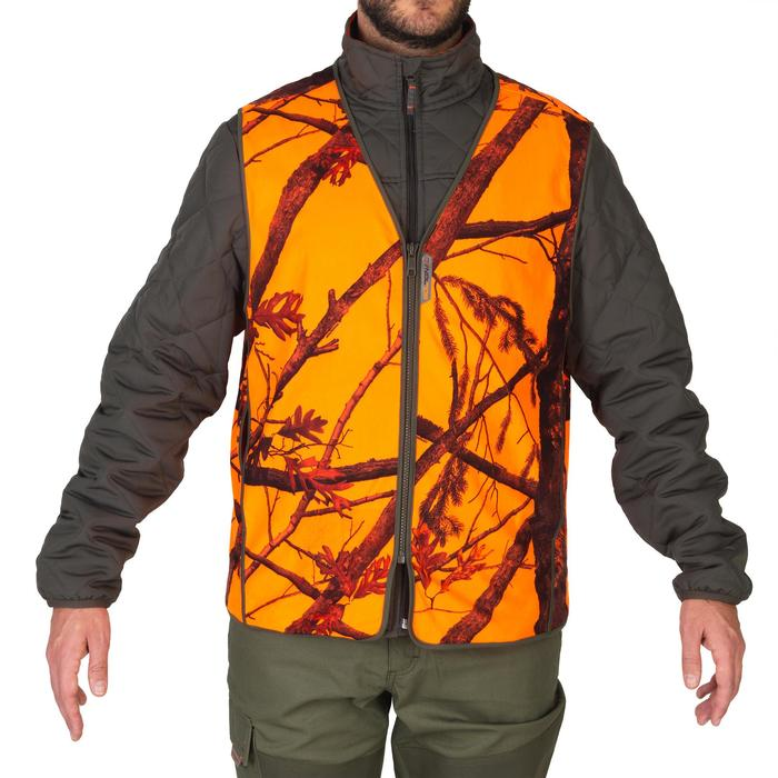 Gilet chasse Compact fluo - 1139949