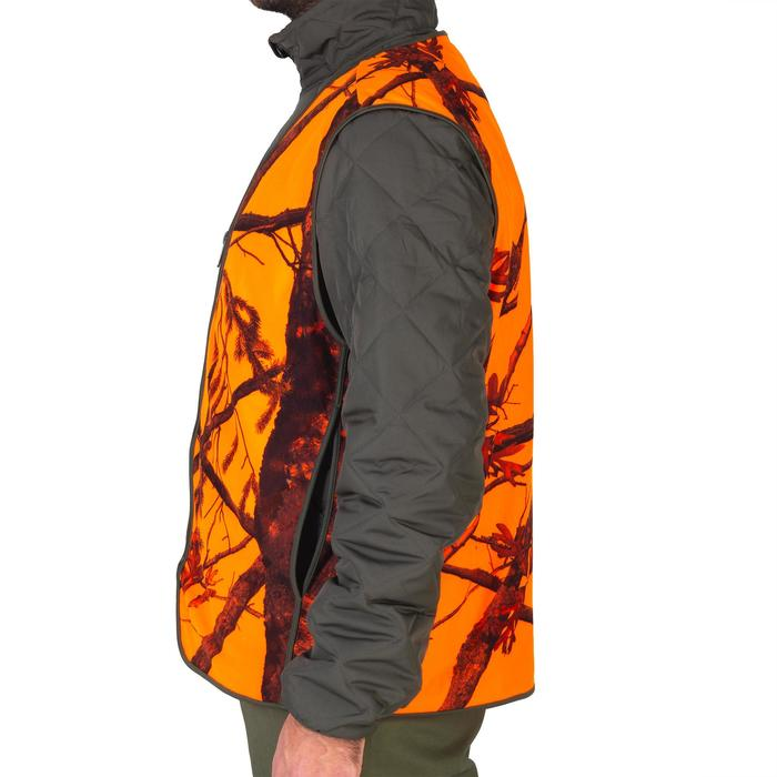 Gilet chasse Compact fluo - 1139951