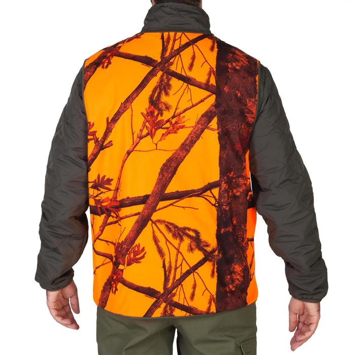 Gilet chasse Compact fluo - 1139955