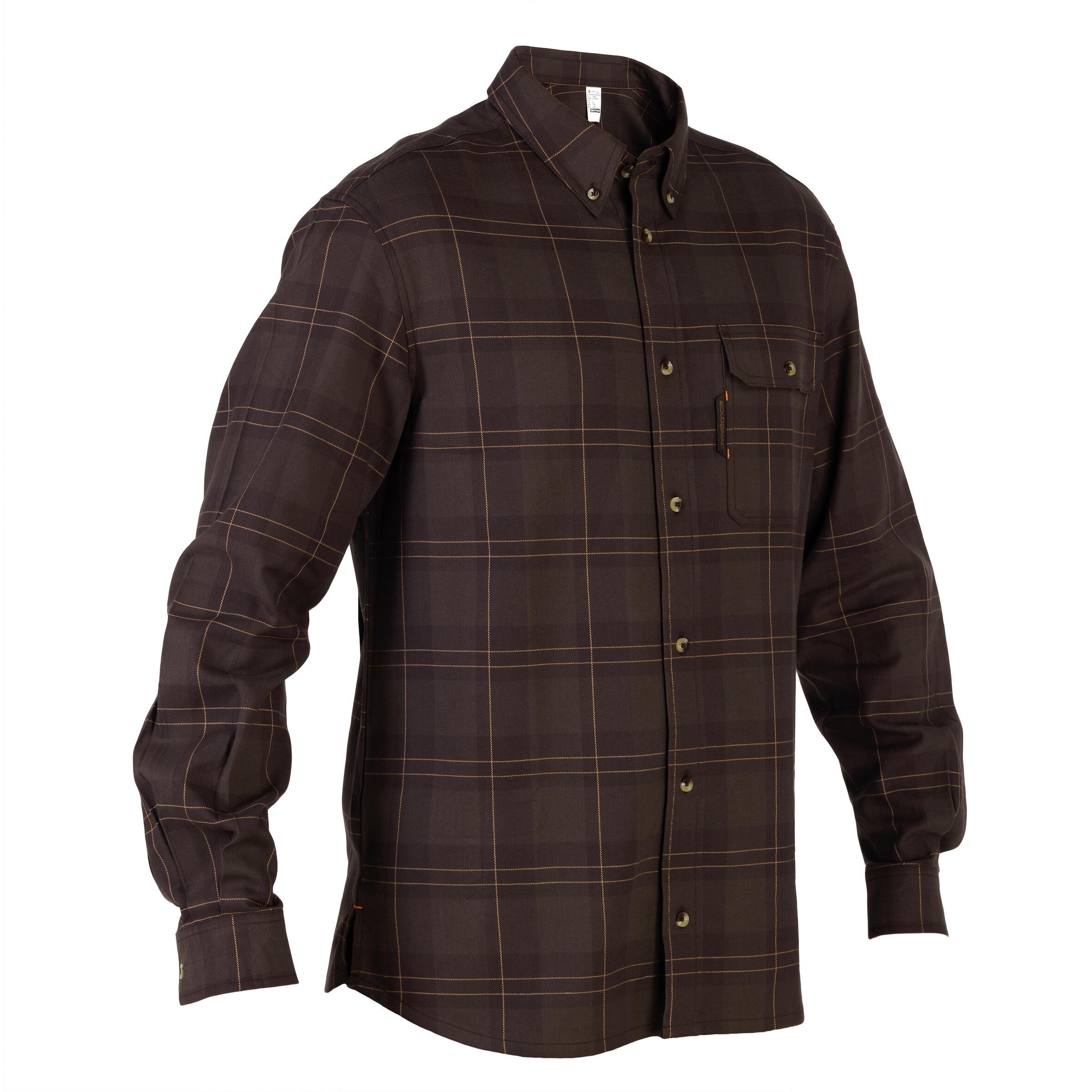 Solognac Overhemd 100 voor de jacht