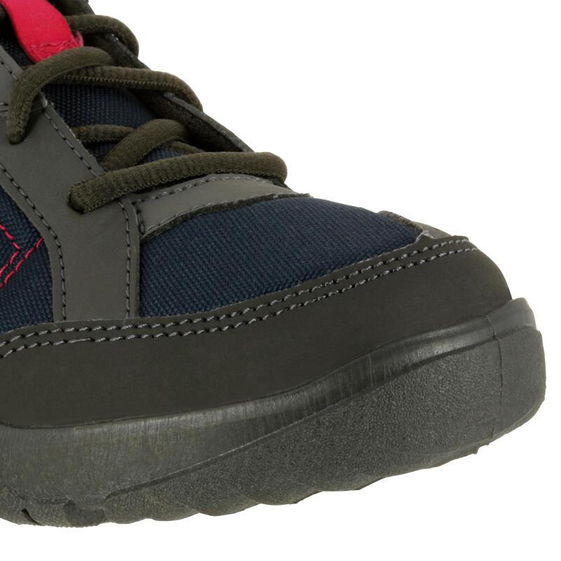 รองเท้าผู้หญิงสำหรับใส่เดินป่าแบบออฟโรดรุ่น NH100
