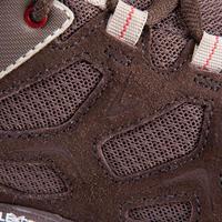 Forclaz Flex 3 men's hiking shoes - Brown