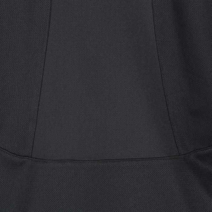 Tee Shirt Manches Courtes Randonnée Tech Fresh 100 homme Gris foncé - 1140261