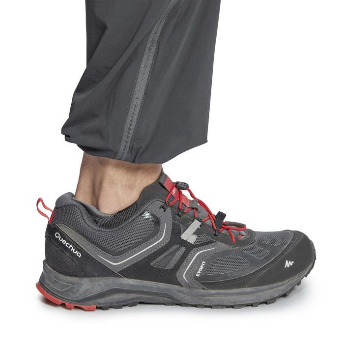 Pantalon Randonnée montagne MH550 modulable homme Gris