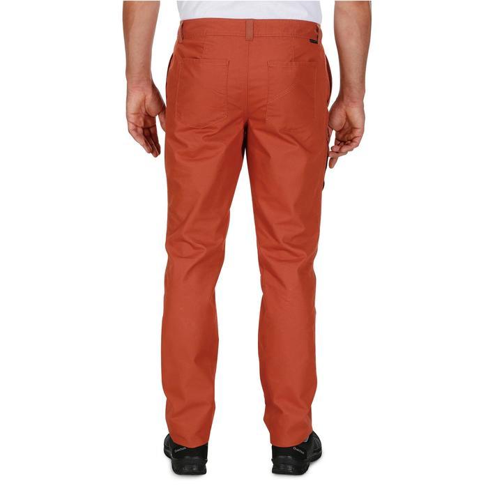 Pantalon randonnée nature homme NH500 gris foncé - 1140312