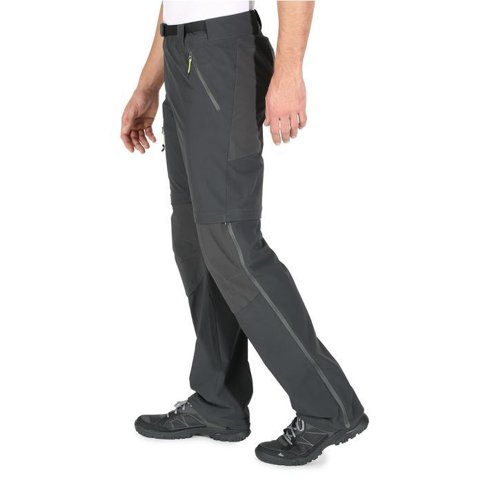 Pantalon Randonnée montagne MH550 modulable homme - 1140337