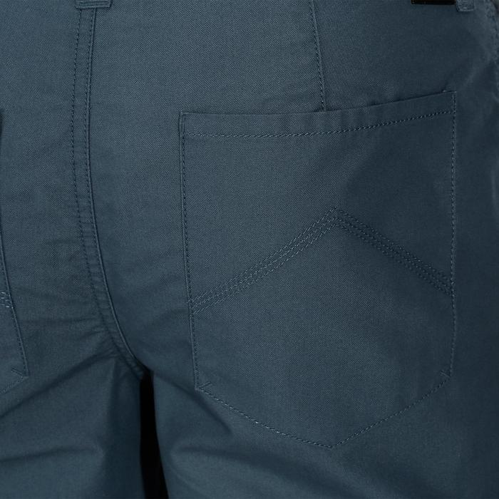 Pantalón senderismo en la naturaleza hombre NH500 azul