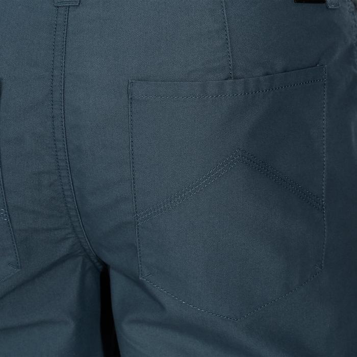 Pantalon randonnée nature homme NH500 gris foncé - 1140359