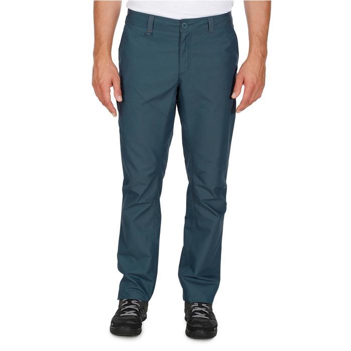 Pantalon randonnée nature homme NH500 gris foncé - 1140362