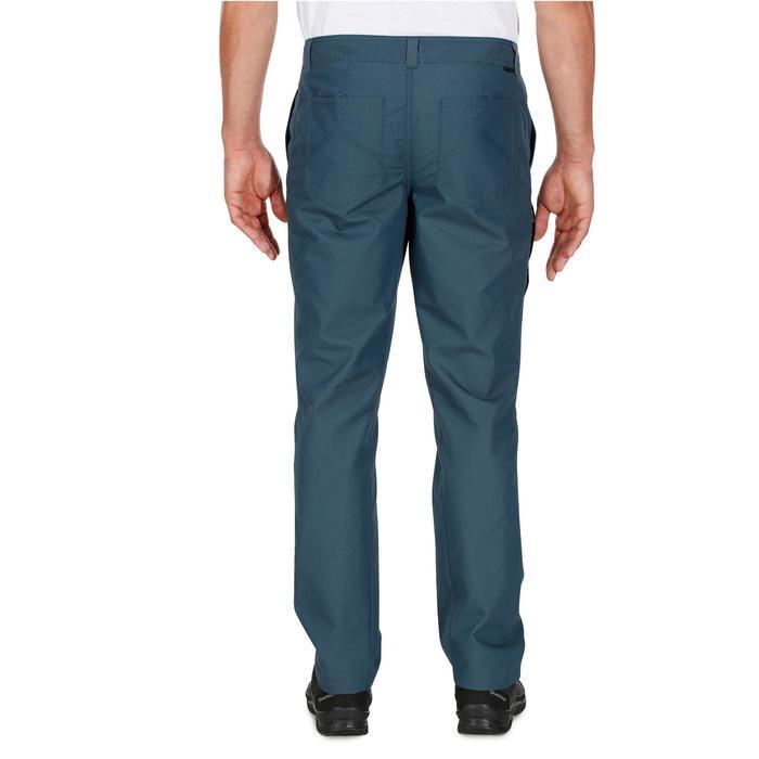 Pantalon randonnée nature homme NH500 gris foncé - 1140366