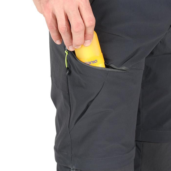 Pantalon Randonnée montagne MH550 modulable homme - 1140367