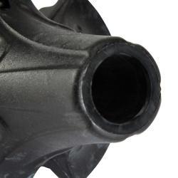 Doppen voor de punten van je stokken, voor meer demping op een harde ondergrond - 114037