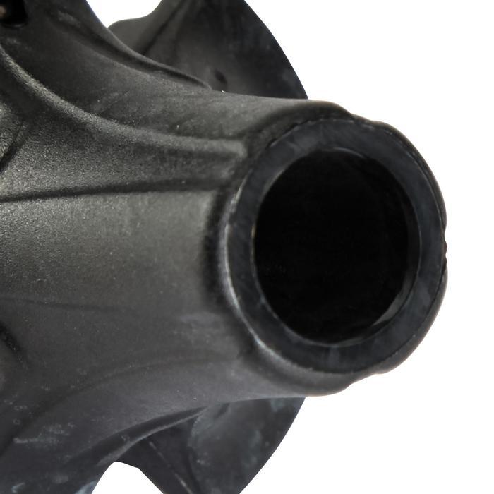 Doppen voor de punten van je stokken, voor meer demping op een harde ondergrond