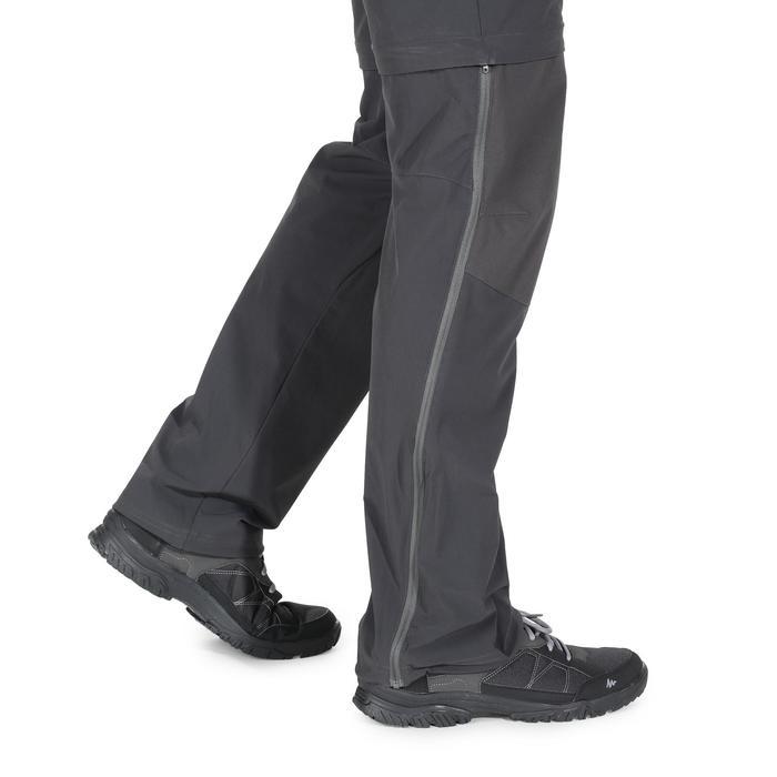 Pantalon Randonnée montagne MH550 modulable homme - 1140370