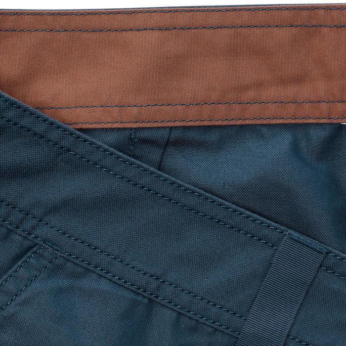 Pantalon randonnée nature homme NH500 gris foncé - 1140381