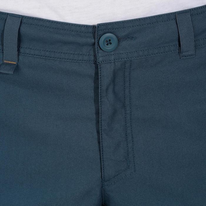 Pantalon randonnée nature homme NH500 gris foncé - 1140400
