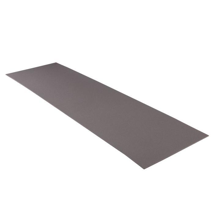 健行泡棉睡墊Arpenaz M100-灰色