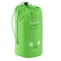 Forclaz A200XL Self-Inflating For Bivouacking/Trekking/Hiking Mattress - Green