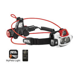 Lanterna Frontal Conectada de Trekking NAO+