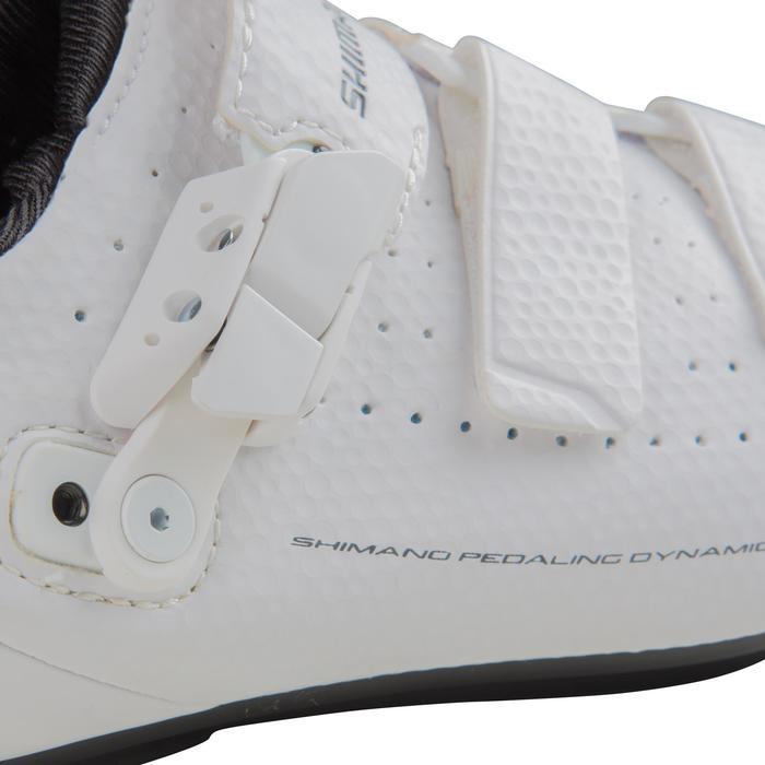 Wielrenschoenen RP5 wit