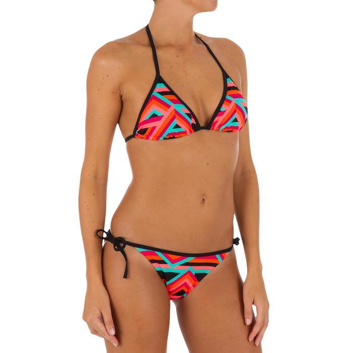Bas de maillot de bain de surf FEMME SOFY GUARANA - 1140948