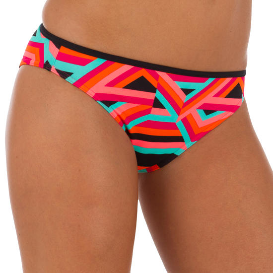 Dames bikinibroekje Nina Keola Martinica voor surfen - 1140955
