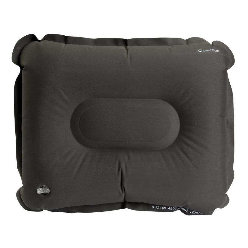 ALMOHADA INFLABLE AIR BASIC GRIS