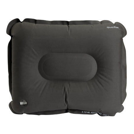 Almohada Camping Trekking Quechua Air Basic Inflable