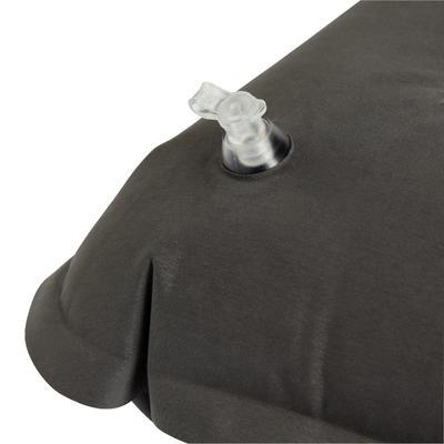 وسادة Air Basic قابلة للنفخ - لون رمادي