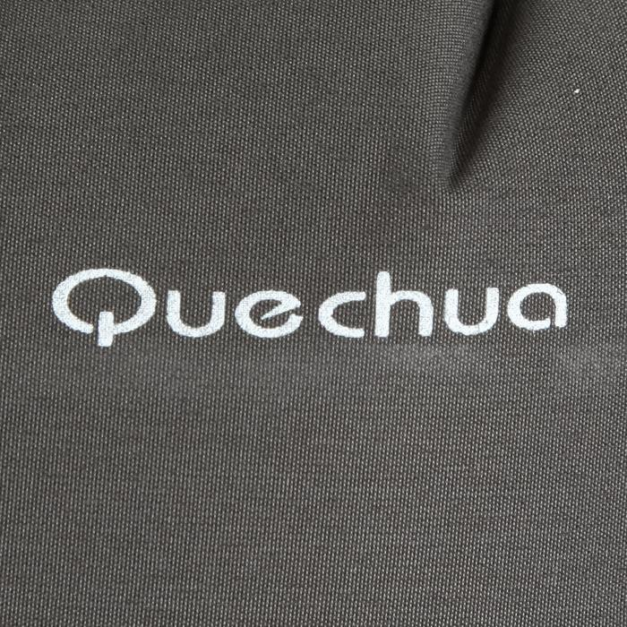 Almohada Hinchable Camping Quechua Inflable Air Basic Negro