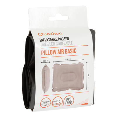 Air Basic Camping Inflatable Pillow