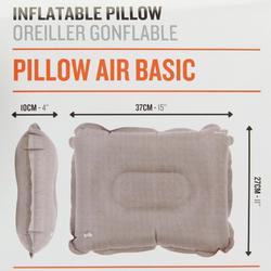OREILLER GONFLABLE DE CAMPING AIR BASIC