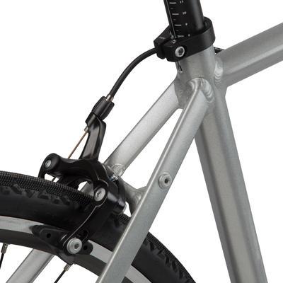 Triban 100 אופני כביש - אפור