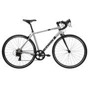 Sivo cestno kolo TRIBAN 100