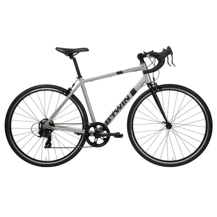 VELO ROUTE TRIBAN 100 GRIS - 1141187