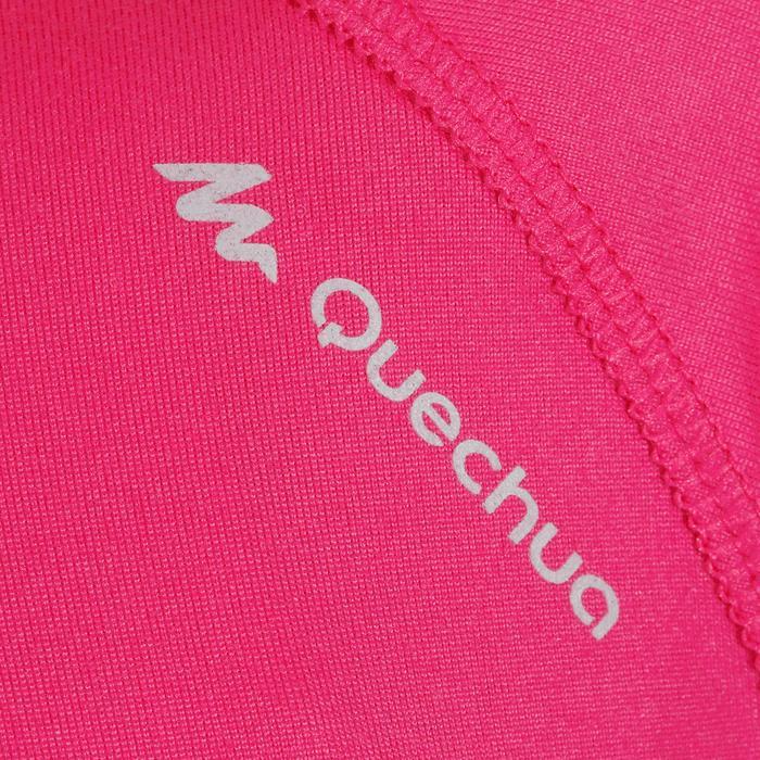 Meisjes T-shirt voor wandelen Hike 100 roze