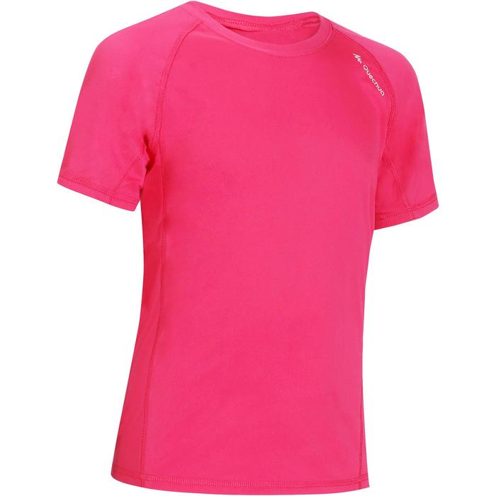T-Shirt de randonnée garçon Hike 100 - 1141259