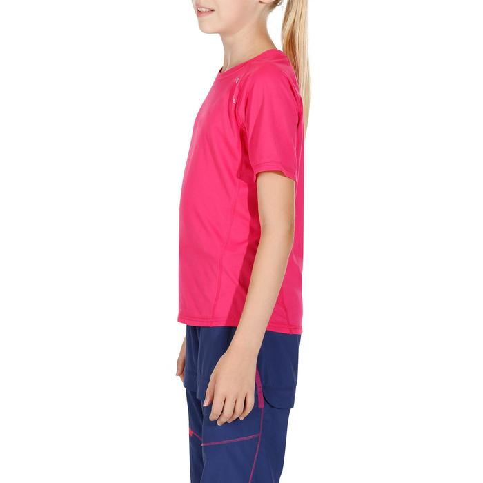 T-Shirt de randonnée garçon Hike 100 - 1141287