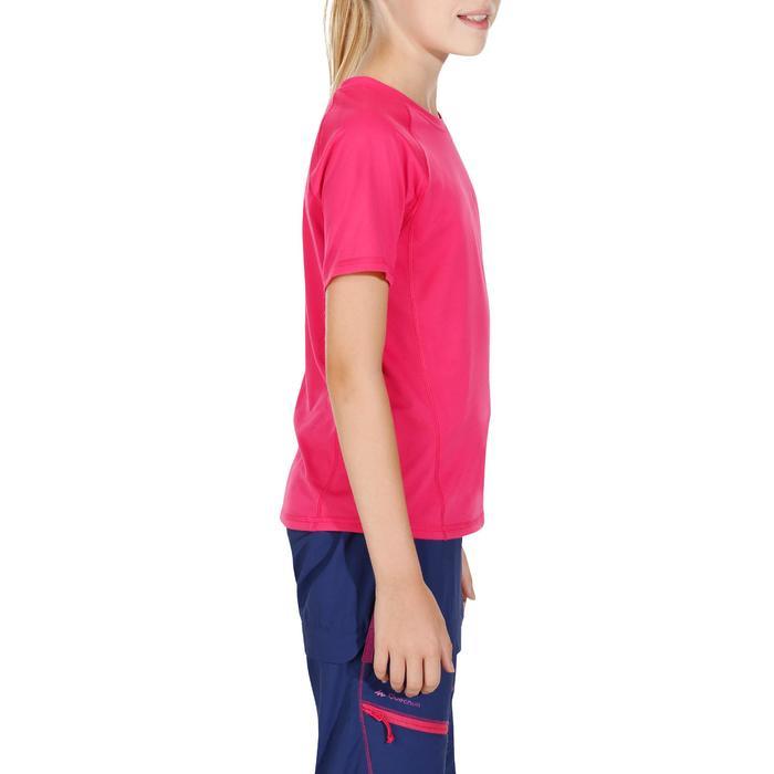 T-Shirt de randonnée garçon Hike 100 - 1141296