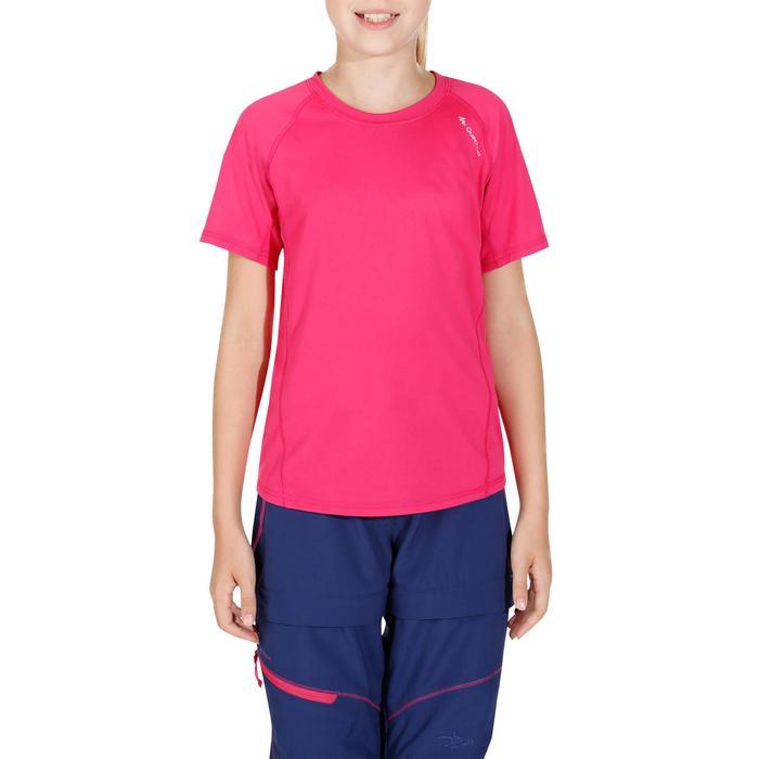 T-Shirt de randonnée garçon Hike 100 - 1141329