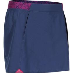 Children's Hike 100 Hiking skort- navy blue