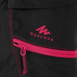 Pantalon de randonnée modulable enfant Hike 900 noir