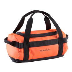 Draagtas voor trekking 3 liter oranje