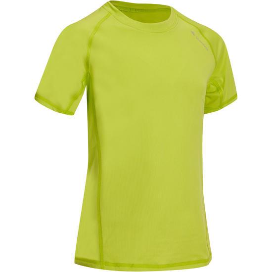 Jongens T-shirt voor wandelen Hike 100 - 1141660