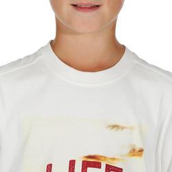t-shirt hike 500 tw boy white