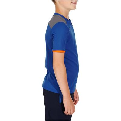 تيشيرت Hike 900 أطفالي للمشي لمسافات طويلة – لون أزرق