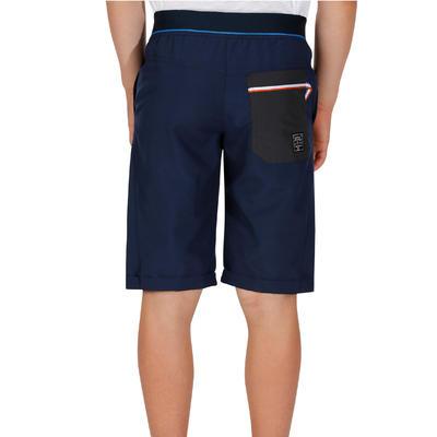 Hike 100 Children's Hiking Shorts - Navy Blue