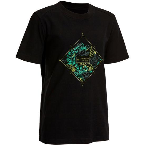 Jongens T-shirt voor wandelen Hike 500 - 1141794