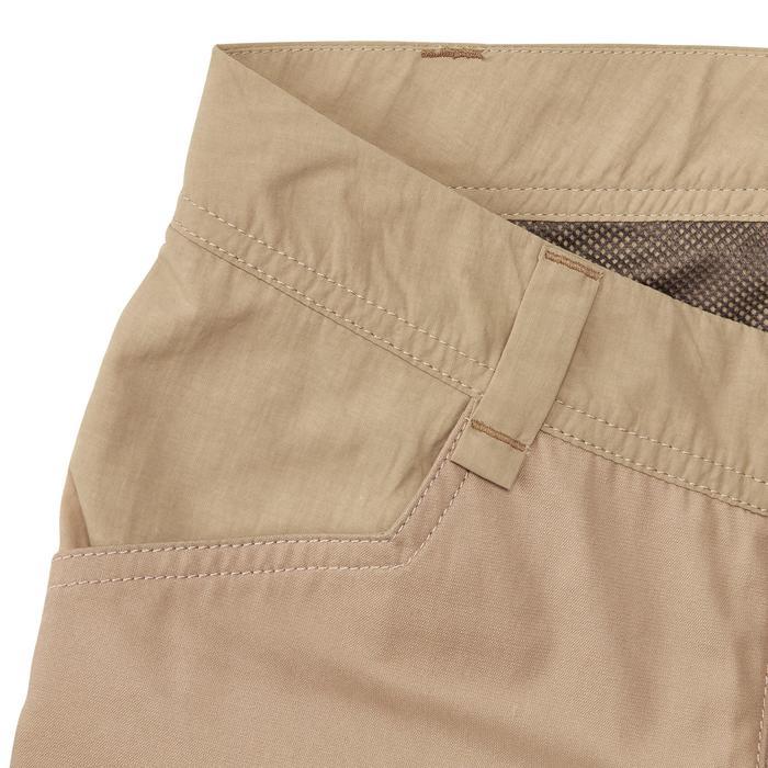 Pantalon de randonnée enfant Hike 500 beige